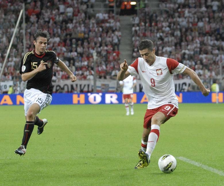 Mariusz Lewandowski później dołączy do reprezentacji Polski
