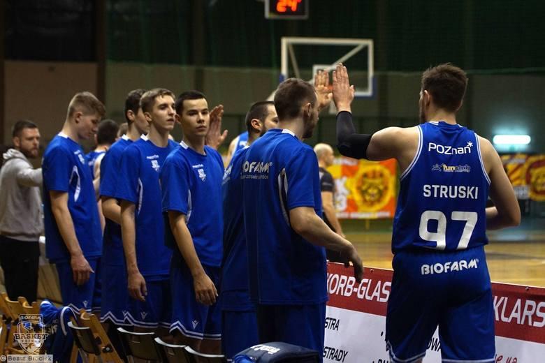Biofarm Basket Poznań zakończył sezon poniżej oczekiwań. Z kolei koszykarki Tęczy Leszno mogą mieć powody do świętowania