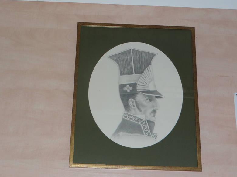 Jan Nepomucen Dziewanowski – rotmistrz 1. Pułku Szwoleżerów-Lansjerów Gwardii Cesarskiej