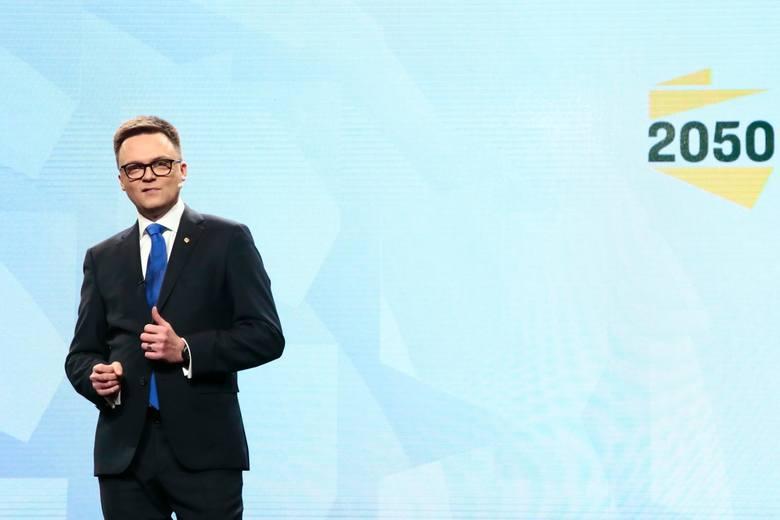 Do ruchu Polska 2050 Szymona Hołowni miał przejść Grzegorz Nowakowski z PO. Został wolontariuszem, ale w ostatnich dniach zrezygnował. Czy powodem było