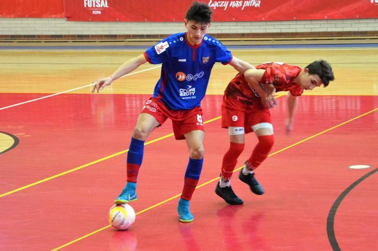 Futsal, MP U16: Dobry początek Fabloku Chrzanów, który pokonał KP Piła