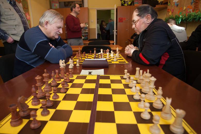 W niedzielę wystartowała pierwsza runda z cyklu V Grand Prix Miasta Słupska w szachach szybkich P-15. Organizatorem jest Integracyjny Klub Sportowy
