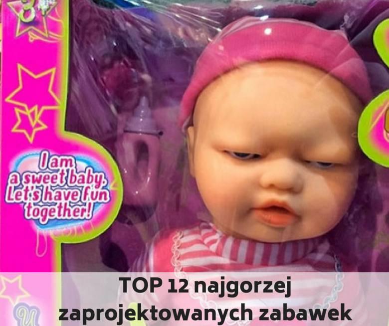 TOP 12 najgorzej zaprojektowanych zabawek. Dzień Dziecka nie musi być niezapomniany.