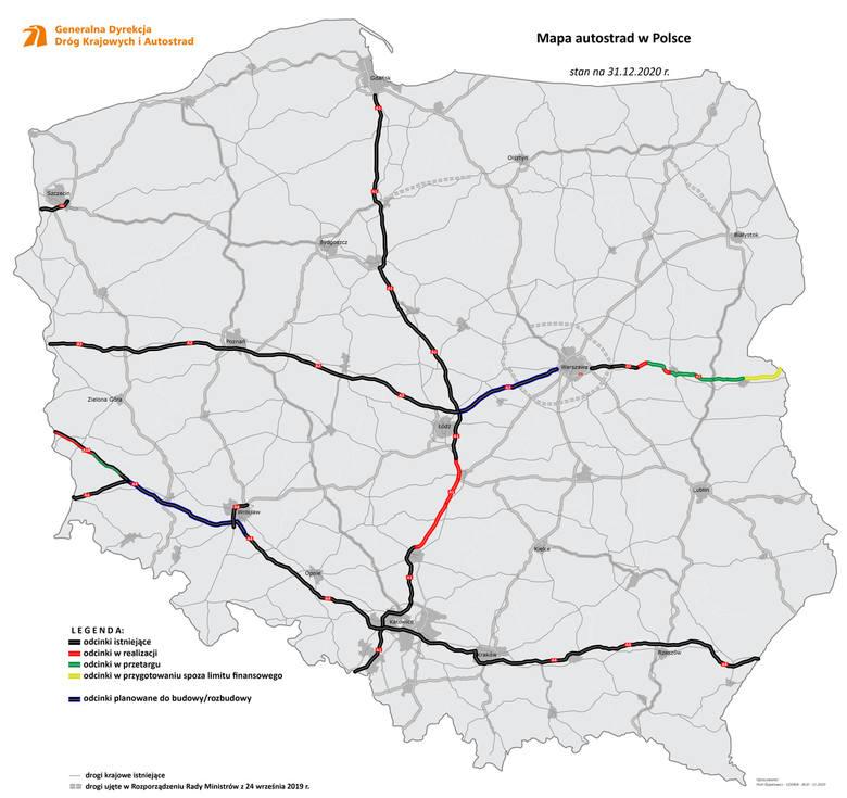 Inwestycje drogowe. Jak w najbliższych latach zmieni się autostrada A4?