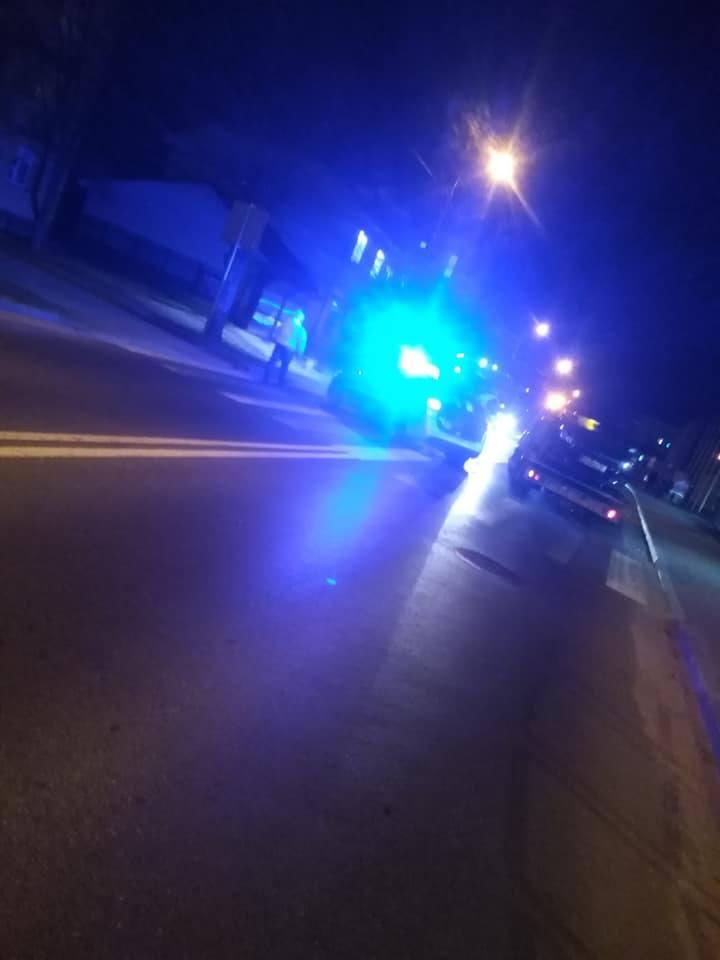 Jak podaje OSP Nowokornino, na ulicy Stefana Batorego zderzyły się dwa samochody osobowe marki volkswagen oraz opel.