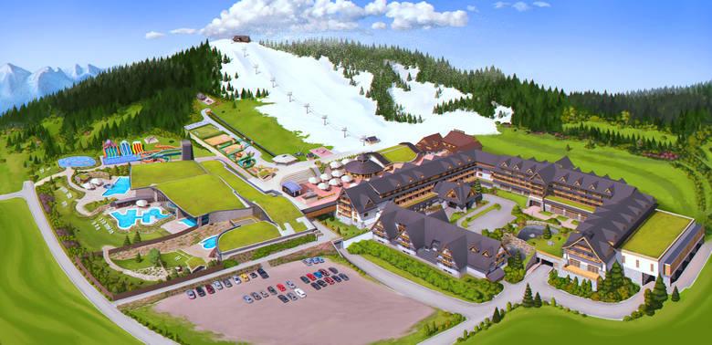 Centrum Konferencyjne Bania – prestiżowe spotkania biznesowe z widokiem na Tatry