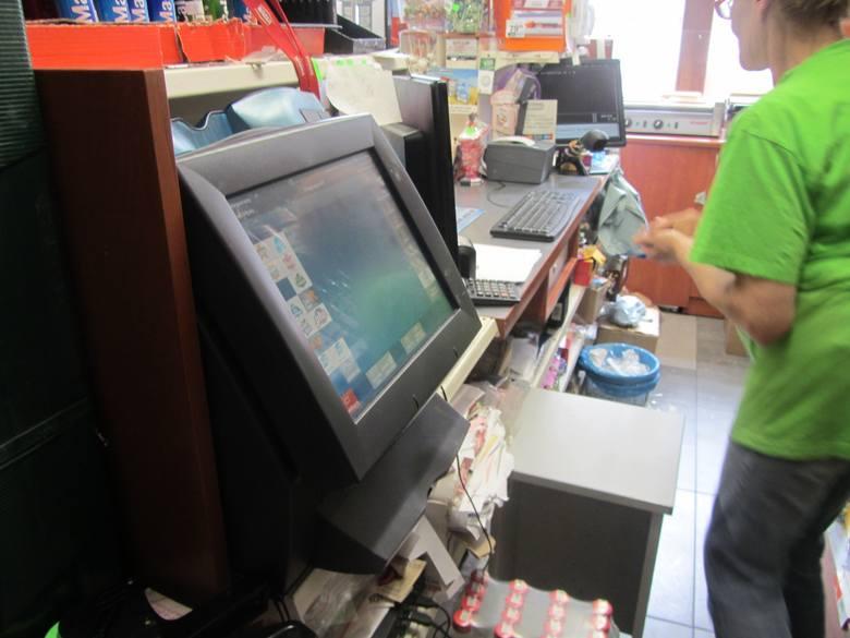 Kolektura Lotto w Żabce