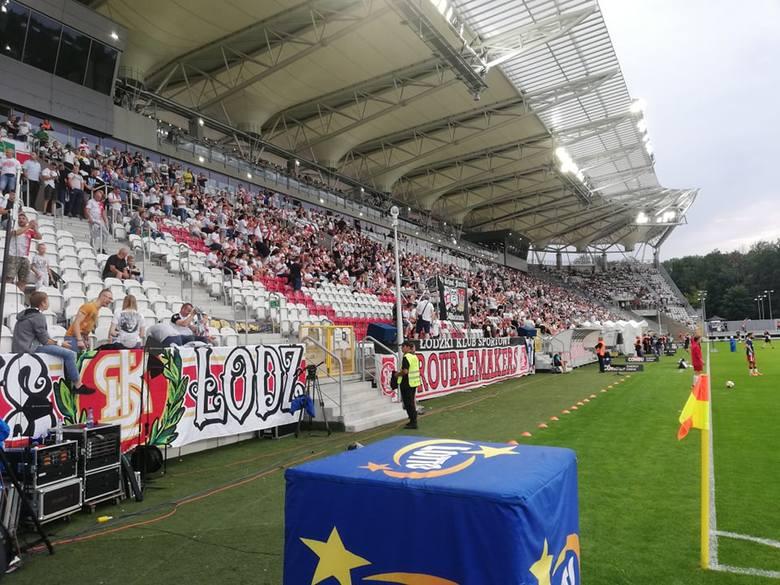 ŁKS - Lechia Gdańsk wynik meczu! Relacja z meczu ekstraklasy ŁKS Lechia Gdańsk 19.07.2019