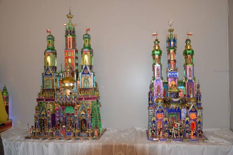Wystawa szopek krakowskich w Muzeum Historycznym Skierniewic [ZDJĘCIA]