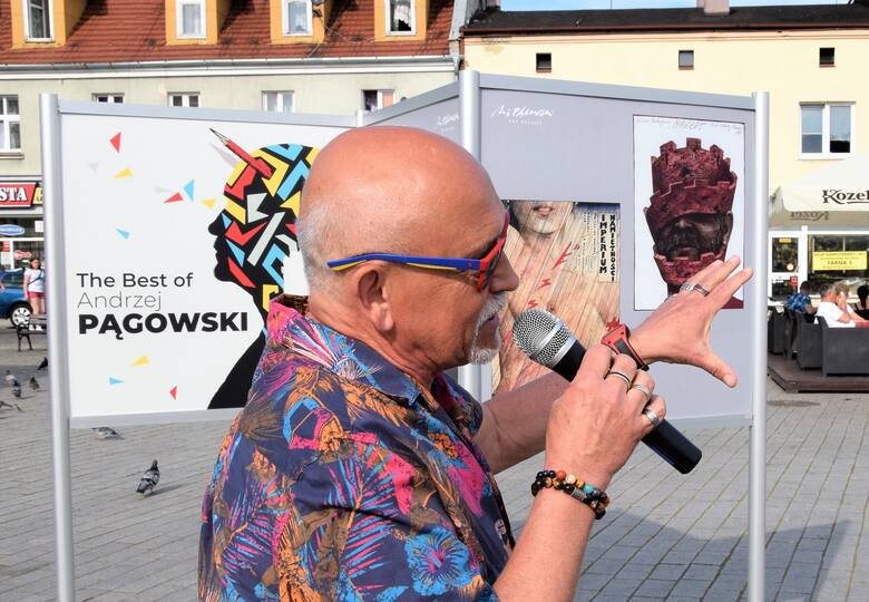 """Dniom Inowrocławia 2021 towarzyszy impreza """"Kawka z Gwiazdami"""". Pierwsza odbyła się 6 czerwca na inowrocławskim Rynku. Gośćmi aktorki"""