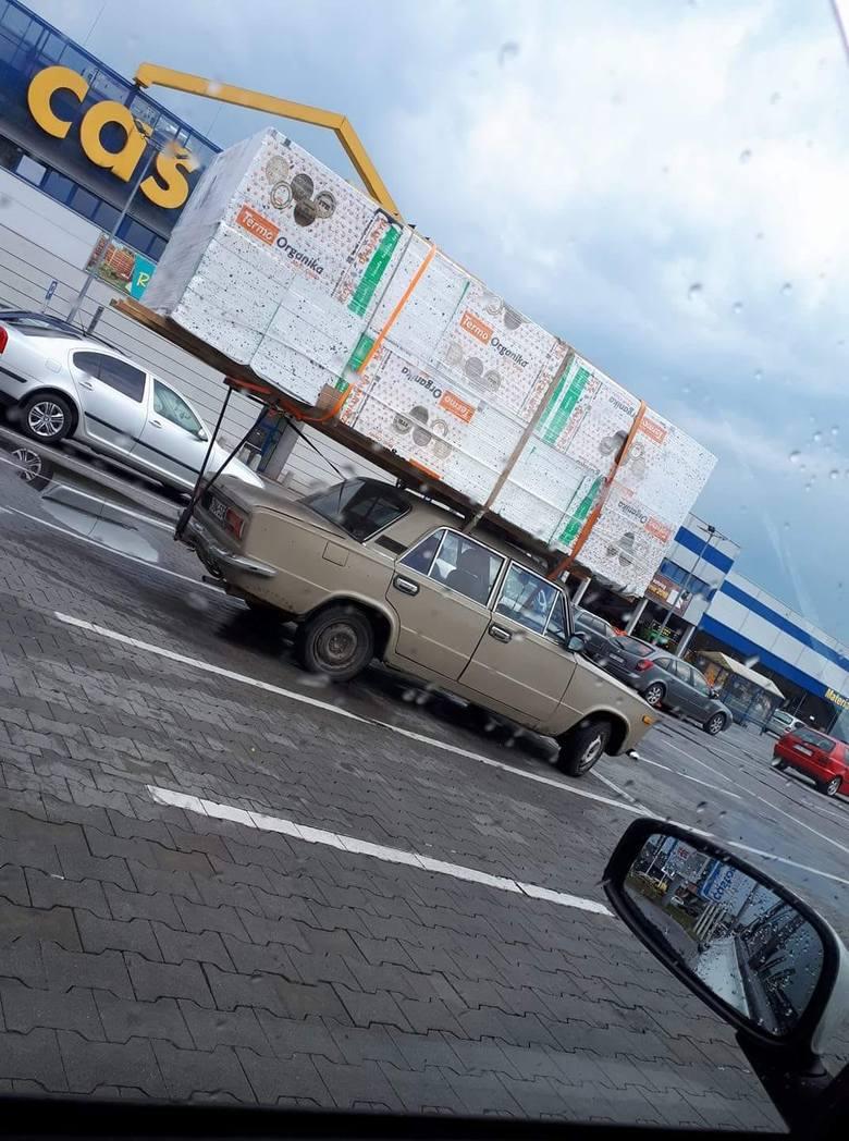 Taki widok, kilka lat temu dość częsty na ulicach Przemyśla, dzisiaj należy do rzadkości.
