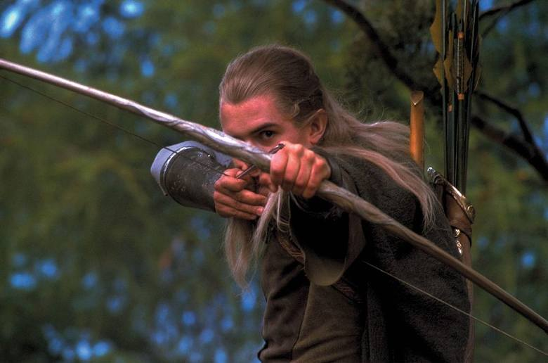 """""""Władca pierścieni: Drużyna pierścienia""""Dzielny hobbit Frodo Baggins stawia czoła Władcy Ciemności Sauronowi, starając się nie dopuścić,"""