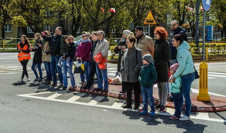 Bydgoszcz na Start. Kilkaset osób wystartowało z Zawiszy