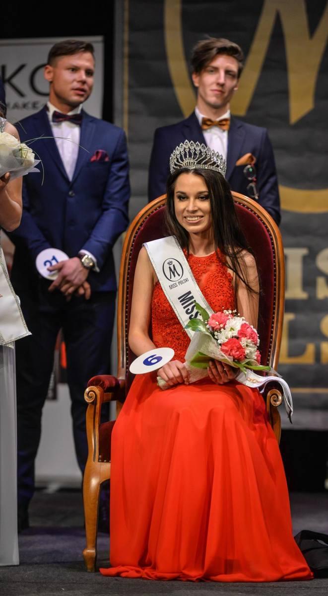 Po zaciętej, ale uczciwej rywalizacji Aleksandra Melnyczek została w sobotę 11 maja uhonorowana tytułem Miss Ziemi Pomorskiej 2019. Misterem Wybrzeża
