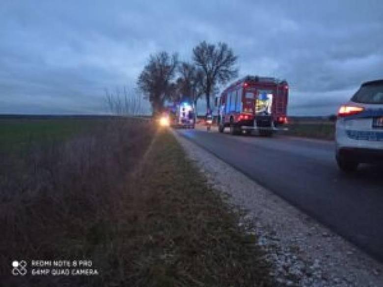 24-letnia matka i niemowlę ponieśli śmierć w wypadku, do którego doszło 25 grudnia w Nowej Wsi koło Sulejowa. Kierowca toyoty, którym jechały ofiary,