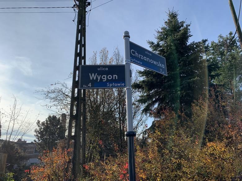 Pusty słup to charakterystyczny widok na ul. Sokalskiej w Poznaniu. Mieszkańcy od miesięcy nie mogą się doczekać aż ZDM umieści na nim tabliczkę z nazwą ulicy.
