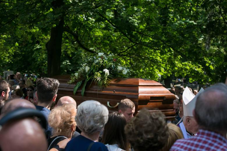 Ostatnie pożegnanie Zbigniewa Wodeckiego