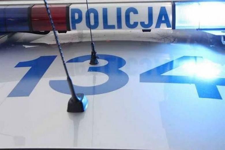 Ul. Szpitalna: Policja odkryła ciało przy Szpitalu Wojewódzkim w Suwałkach