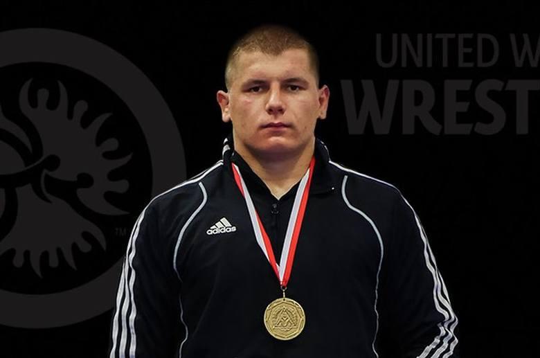 Medal mistrzostw świata dla zapaśnika Stali Rzeszów
