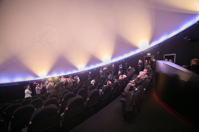 Wkrótce otwarcie planetarium w EC1. To będzie najlepsze planetarium w Europie [ZDJĘCIA, FILM]
