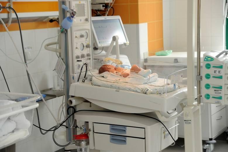 Nowy oddział noworodków w Szpitalu w Zdrojach