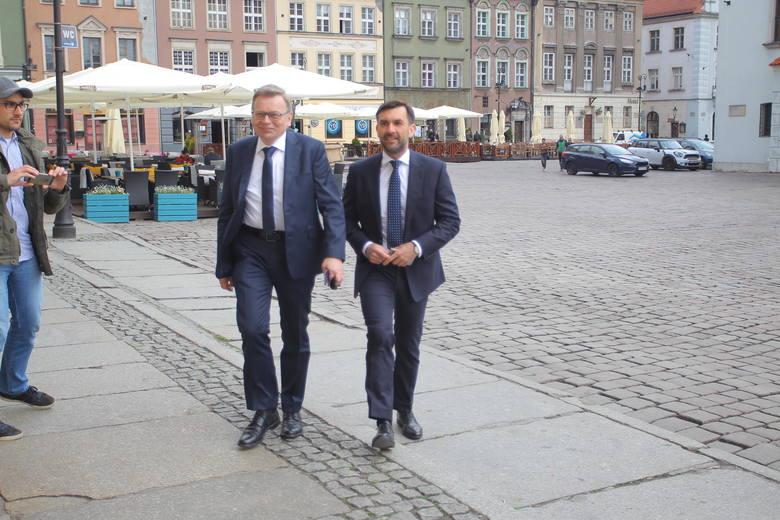 Tadeusz Zysk, kandydat PiS na prezydenta: Zabawimy się w grę o Poznań