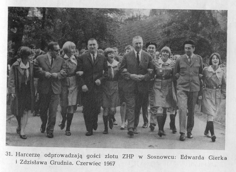Edward Gierek dziś ma rondo w Sosnowcu. Może z niego zniknąć? Bo był komunistą, ale jednak patriotą