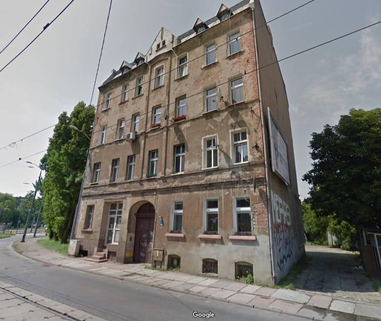 Zygmunta Chmielewskiego 17A, budynek mieszkalny, zamieszkały - 18 osób