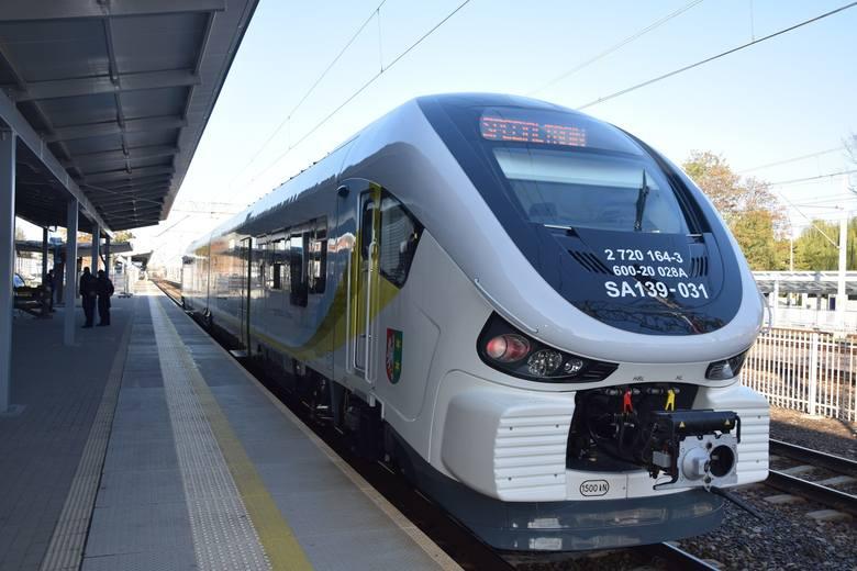 Szynobusy są nowoczesnym transportem. Niestety ten, który jeździ na trasie Zielona Góra-Frankfurt, jak mówi mieszkanka, często się psuje.