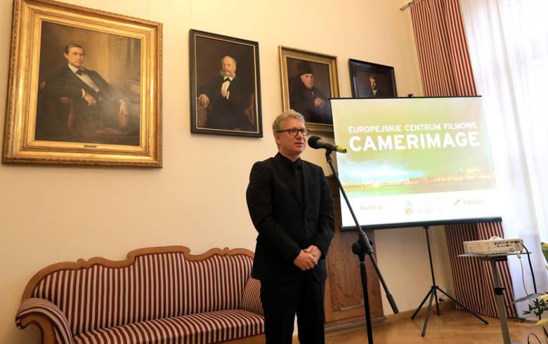 Podczas wtorkowej komisji kultury Marek Żydowicz, twórca festiwalu Camerimage przedstawił korzyści, jakie może czerpać nasze miasto z nowej instytucji,