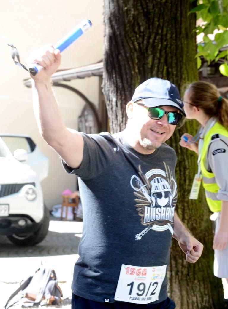 Bieg sztafetowy w 57. rocznicę Wydarzeń Zielonogórskich, 27 maja 2017