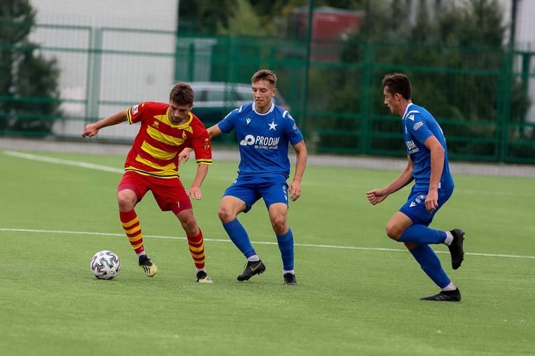 Wisła Kraków w zaległym meczu Centralnej Ligi Juniorów U-18 przegrała z Jagiellonią Białystok, ale po wygranej nad Arką Gdynia i tak została nowym l