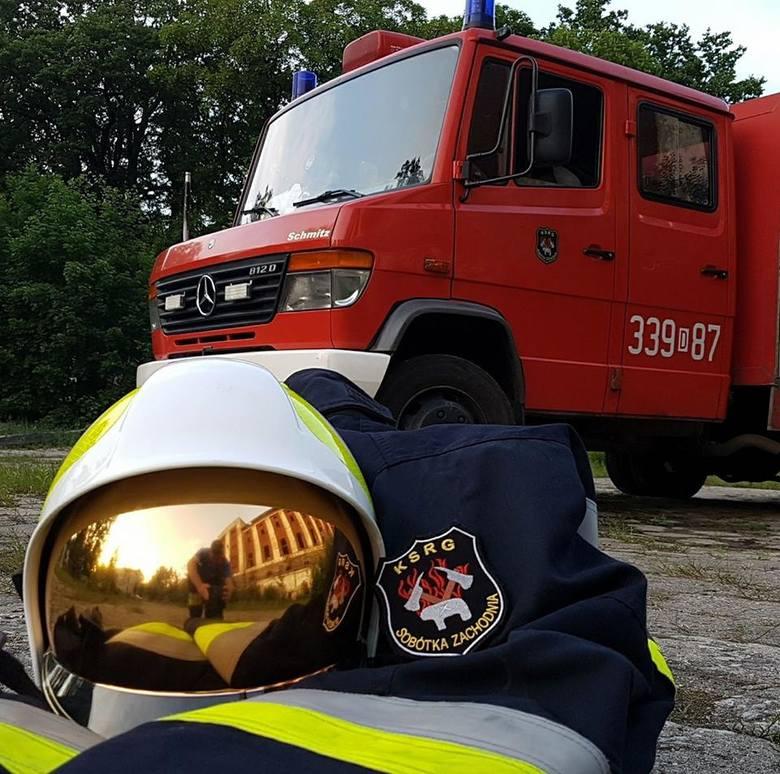 Trzy jednostki z gminy Sobótka działają w ramach Krajowego systemu Ratowniczo-gaśniczego