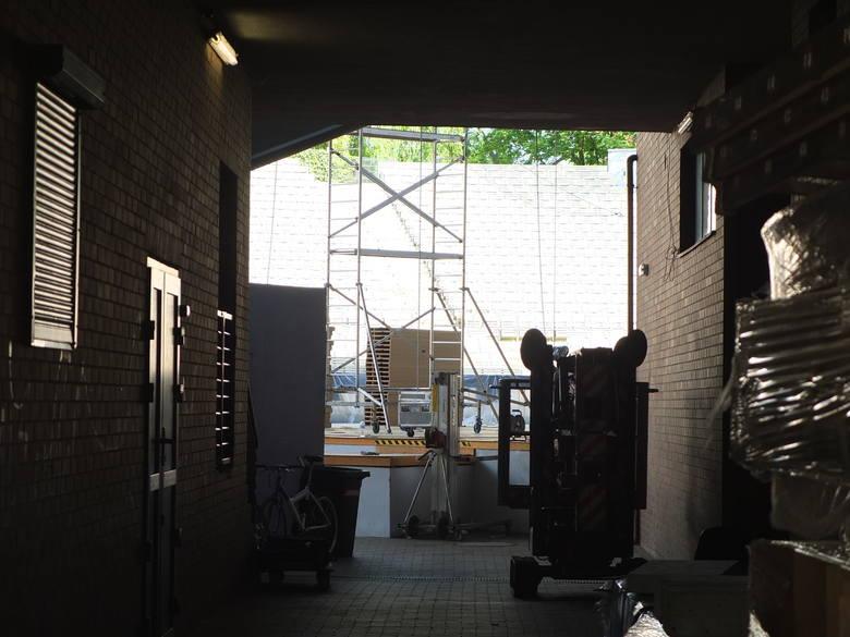 Choć budowa scenografii na tegoroczny festiwal już ruszyła, na ten moment prace zostały wstrzymane.