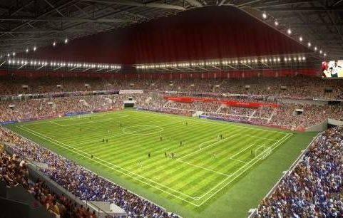Cała Polska buduje stadiony [zdjęcia, wizualizacje]