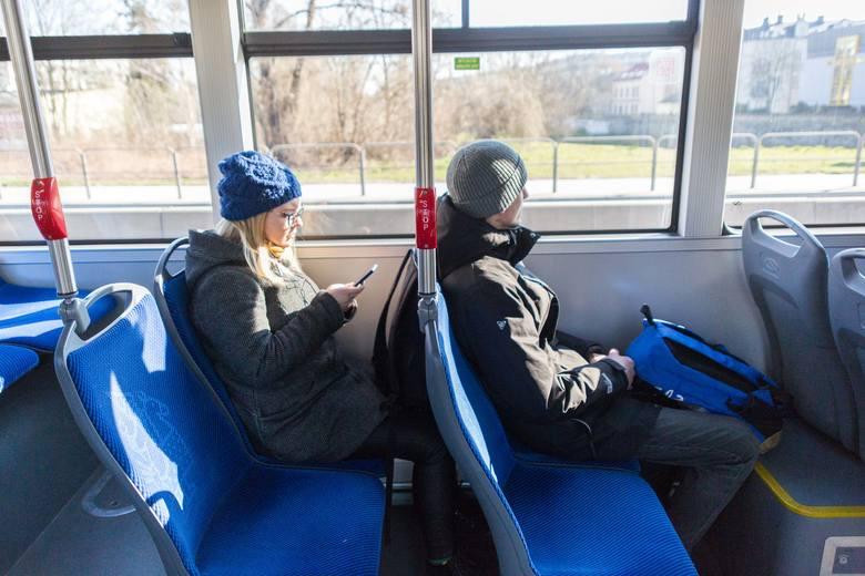 Komunikacja miejska w Krakowie w środę 25 marca