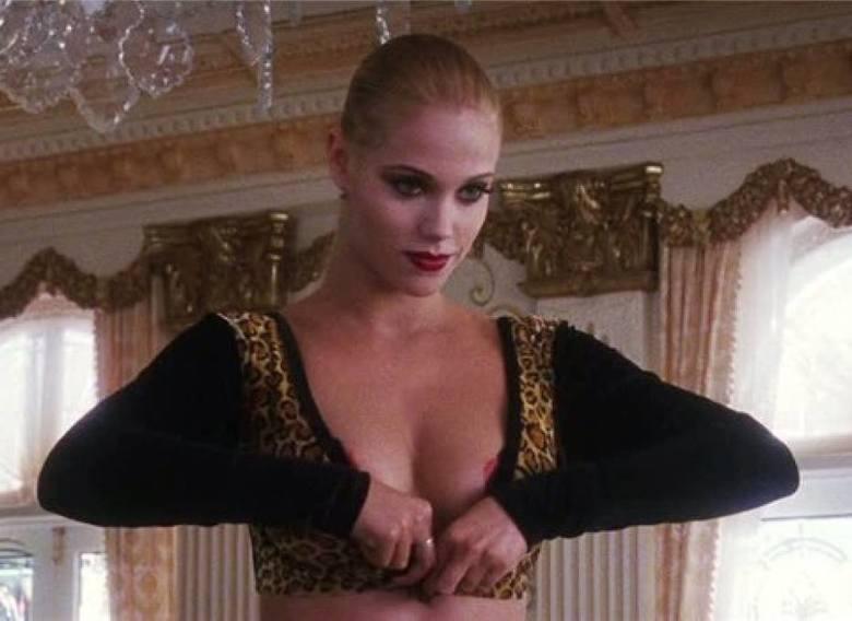 """Elizabeth Berkley, """"Showgirls"""" (1995), reż. Paul Verhoeven"""