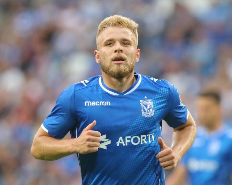 Piłkarz Lecha Poznań i młodzieżowy reprezentant kraju nie może się już doczekać wznowienia rozgrywek.