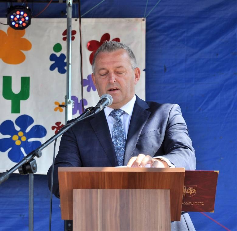 Dożynki odbyły się 4 sierpnia 2019 w Sypniewie.