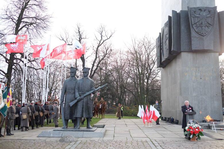 Uczczono 97. rocznicę Powstania Wielkopolskiego