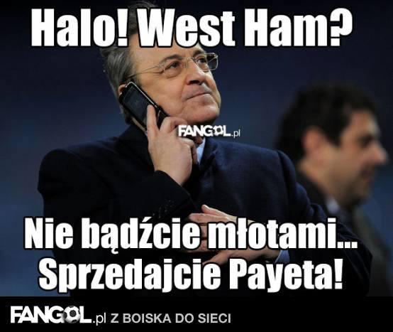 Memy po meczu Francja - Rumunia: Perez już dzwoni do West Hamu po Payeta [GALERIA]
