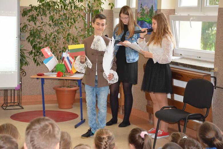 Stary Szelków. Europejski Dzień Języków Obcych w Szkole Podstawowej im. J. Korczaka w Starym Szelkowie