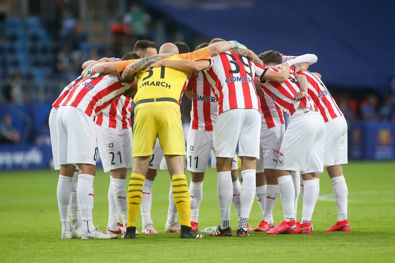 Cracovia pokonała Lechię Gdańsk i zdobyła Totolotek Puchar Polski na Arenie Lublin. Zobacz zdjęcia