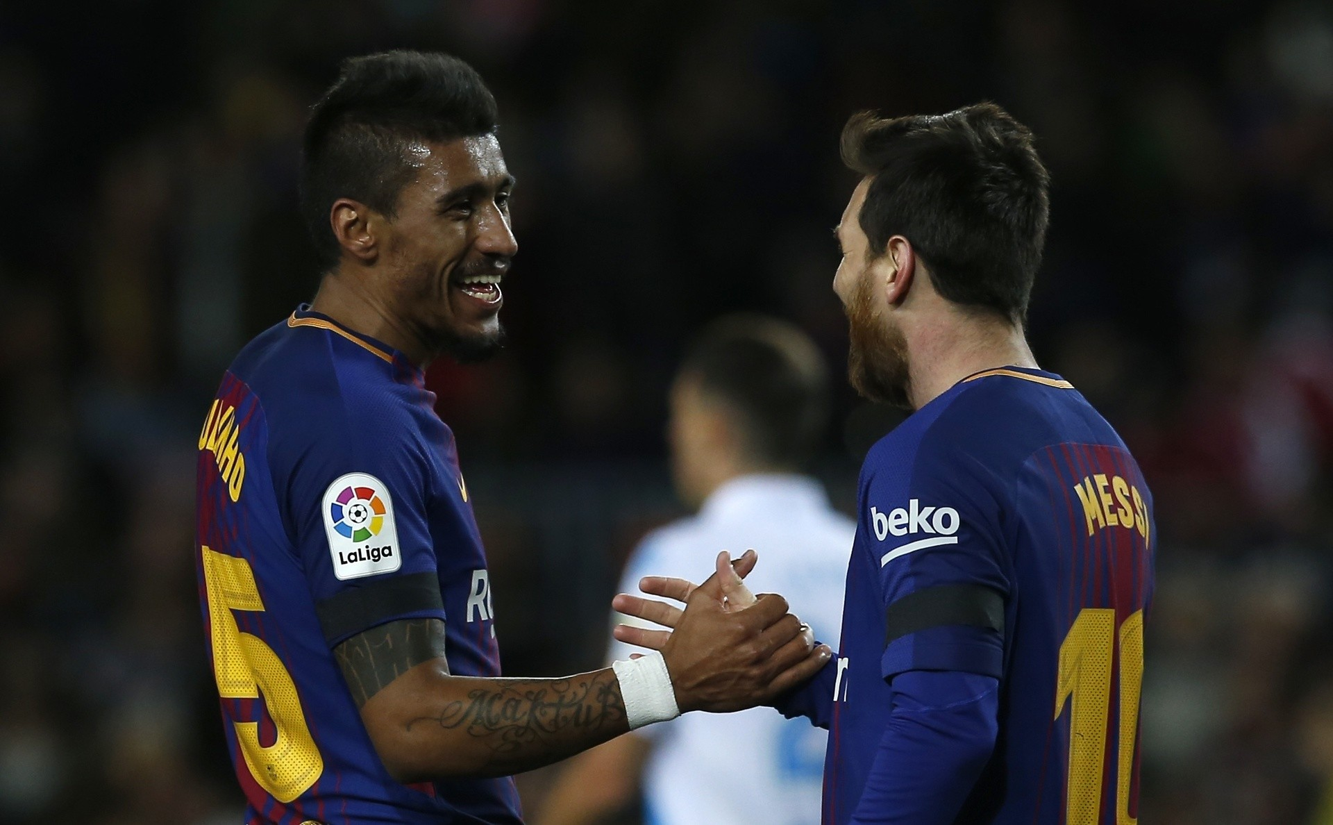 b3b993b54 Barcelona zdominowała Deportivo. Messi odebrał Złotego Buta