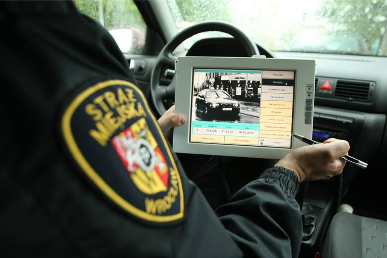 Czy straż miejska znów będzie mogła korzystać z fotoradarów?