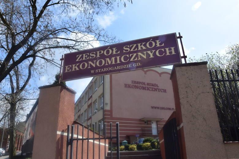 7. miejsce - Technikum nr 1 w ZS Ekonomicznych Starogard Gdański