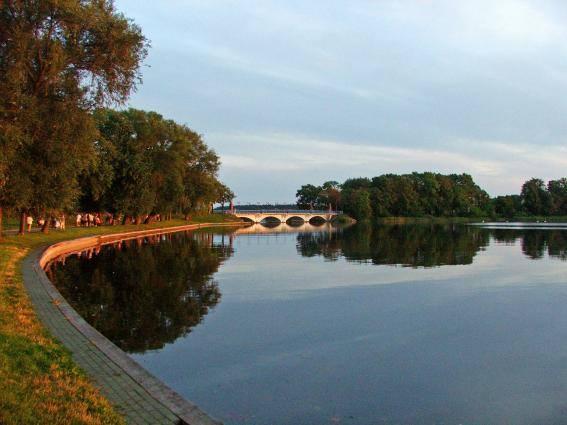 Ełk - Jezioro Ełckie - 26,6 °C
