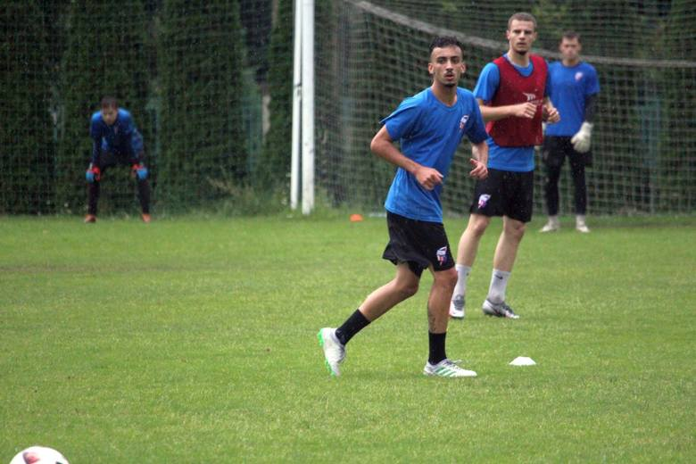 Elian w Radomiu trenuje od poniedziałku