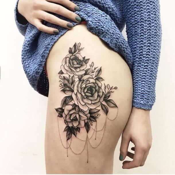 Tatuaże Kobiet Różne Techniki I Metody Galeria Nowosci