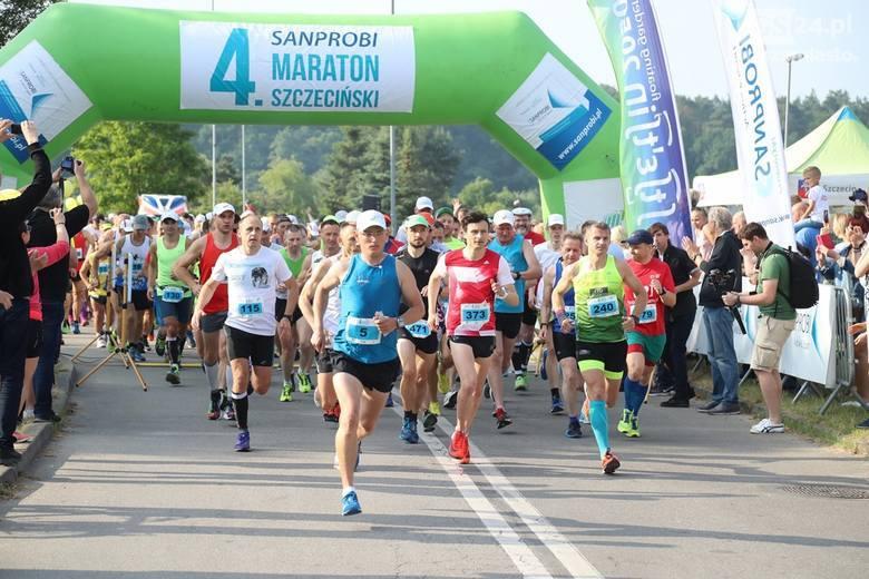5. Sanprobi Maraton Szczeciński 2019. Już jest! Maratończycy poznali trasę jubileuszowej edycji